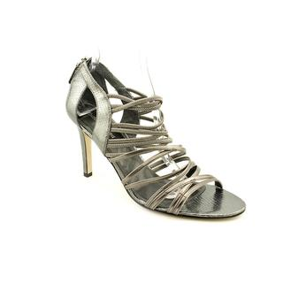 Enzo Angiolini Women's 'Mochacita' Synthetic Sandals