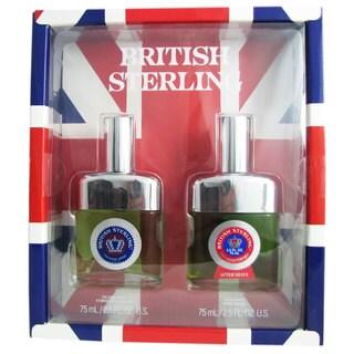 Dana British Sterling Men's 2-piece Set