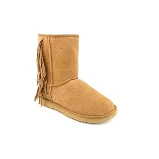 Ukala Women's 'Ellie Lo' Regular Suede Boots