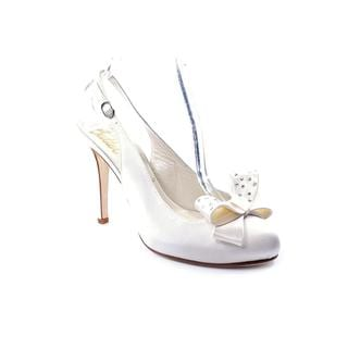 Bridal by Butter Women's 'Chic' Satin Dress Shoes