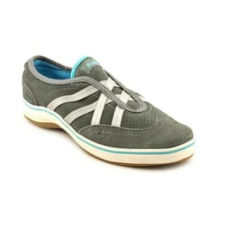 Keds Women's 'Gleam' Regular Suede Athletic Shoe (Size 8 )
