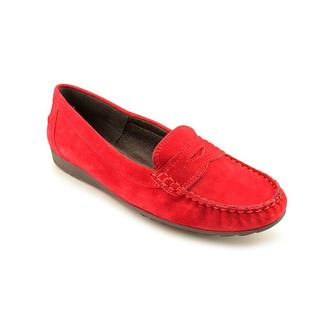 Ara Women's 'Nadine' Regular Suede Casual Shoes - Extra Wide (Size 10.5 )