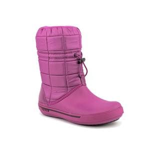 Crocs Women's 'Crocband II.5' Synthetic Boots