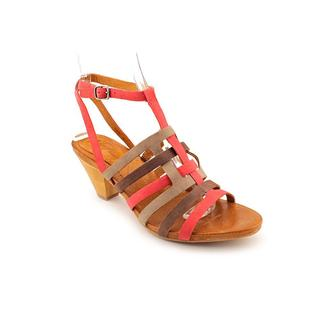 Naya Women's 'Tatiana' Leather Sandals (Size 9 )