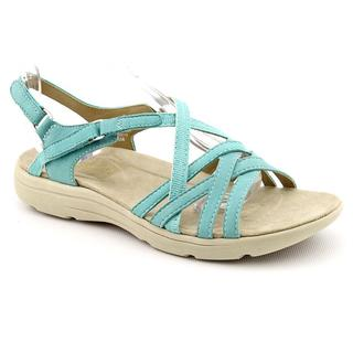 Easy Spirit Women's 'Savasana' Leather Sandals