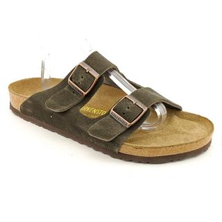 Birkenstock Men's 'Arizona' Nubuck Sandals