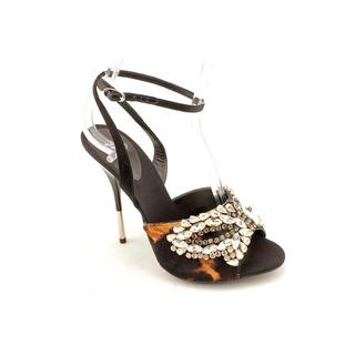 Giuseppe Zanotti Women's 'I10120' Synthetic Sandals (Size 6.5 )