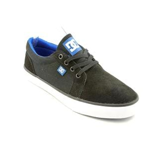 DC Men's 'Council' Regular Suede Athletic Shoe (Size 9.5 )