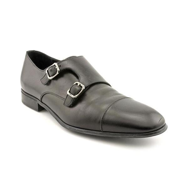 Salvatore Ferragamo Men's 'Addo' Leather Dress Shoes (Size 10.5)