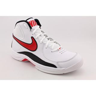 Nike Men's 'The Overplay VII' Leather Athletic Shoe
