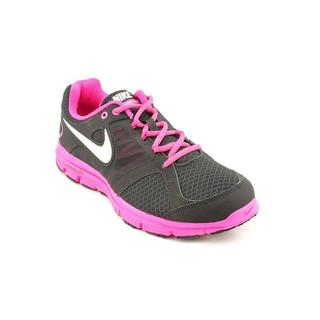 Nike Girl (Youth) '555031-002' Synthetic Athletic Shoe