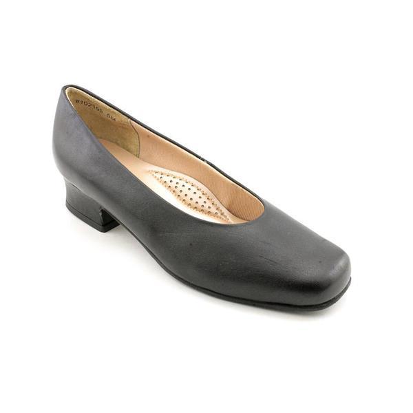 Mark Lemp By Walking Cradles Women's 'Callie' Leather Dress Shoes - Wide (Size 9 )