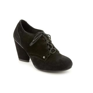 Dr. Scholl's Women's 'Wakeup' Regular Suede Casual Shoes