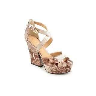 Pour La Victoire Women's 'Morgen' Animal Print Dress Shoes