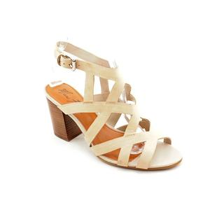 Marc Fisher Women's 'Bly' Nubuck Sandals