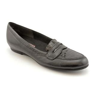Munro American Women's 'Carrie' Leather Dress Shoes - Extra Narrow (Size 7 )