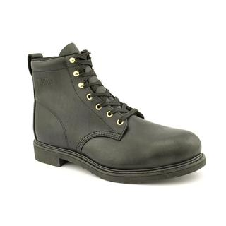 Mason Shoe Men's '233' Leather Boots - Wide (Size 6.5 )