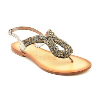 Naughty Monkey Women's 'Native' Leather Sandals (Size 8 )