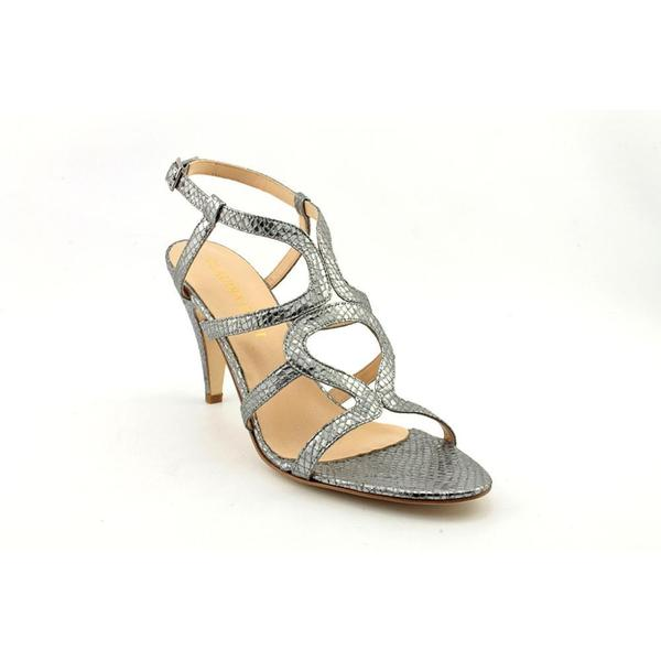 Claudia Ciuti Women's 'Clarissa' Leather Sandals (Size 11 )