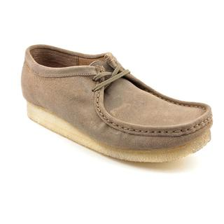 Clarks Originals Boy (Youth) 'Wallabee' Leather Boots (Size 11 ) Sale