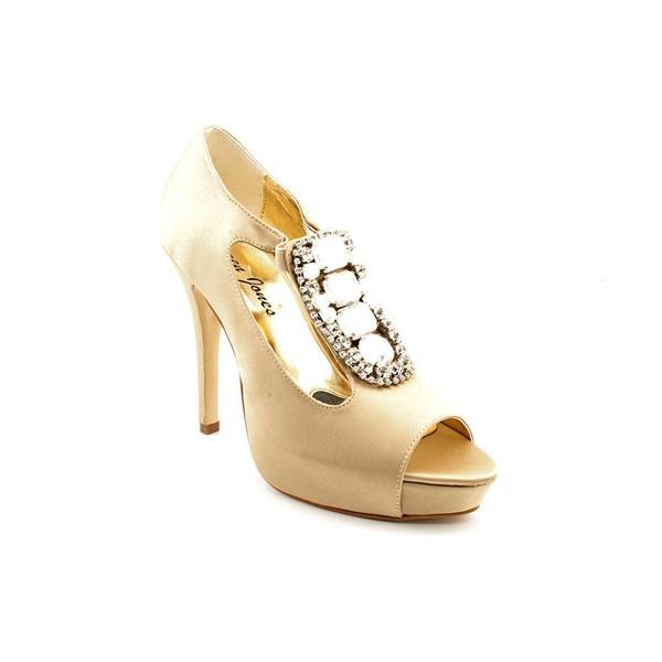 Lauren Jones Women's 'Angel' Satin Dress Shoes