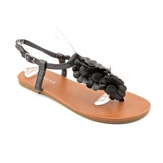 Rampage Women's 'Ambur' Leather Sandals (Size 6 )