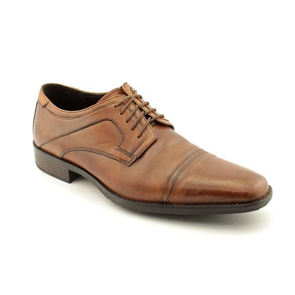 johnston murphy s larsey 2cap leather dress shoes