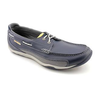 Rockport Men's 'Barefoot Boat 2 Eye' Leather Casual Shoes (Size 12 )