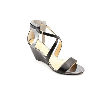 Enzo Angiolini Women's 'McKinney' Leather Sandals (Size 8.5 )