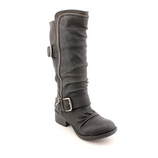 Rocket Dog Women's 'Dallon' Faux Leather Boots (Size 7.5 )
