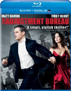 The Adjustment Bureau (Blu-ray Disc)
