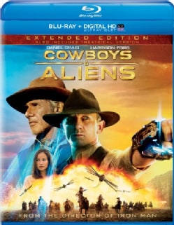 Cowboys & Aliens (Blu-ray Disc)