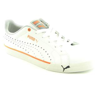 Puma Men's 'Game Point Lace' Leather Athletic Shoe (Size 13 )