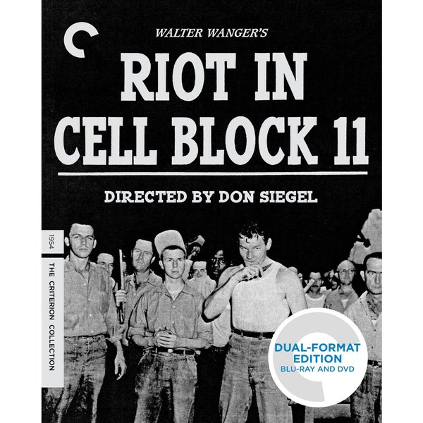 Riot In Cell Block 11 (Blu-ray/DVD) 12367737