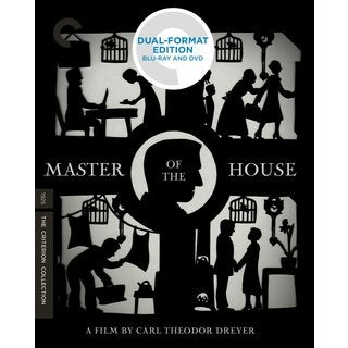 Master Of The House (Blu-ray/DVD)