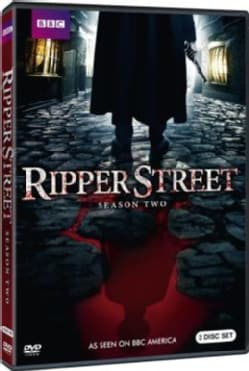 Ripper Street: Season Two (DVD)