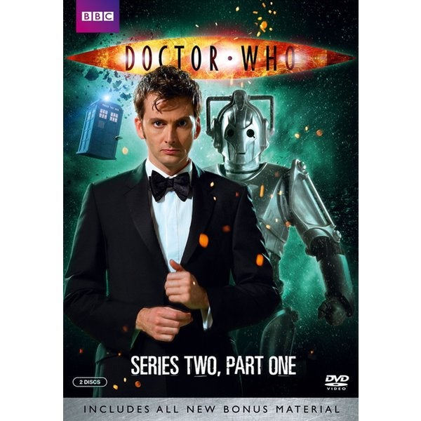 Doctor Who: Series Two- Part One (DVD) 12367749