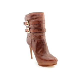 Michael Kors Women's 'Mae Boot' Leather Boots (Size 10 )
