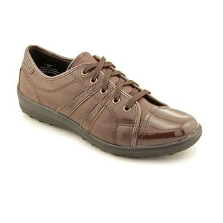 David Tate Men's 'Classic' Leather Athletic Shoe