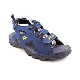 Fila Men's 'Dumbfounded' Synthetic Sandals (Size 7 )