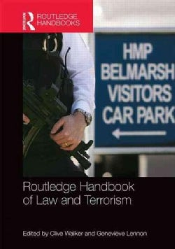 Routledge Handbook of Law and Terrorism (Hardcover)