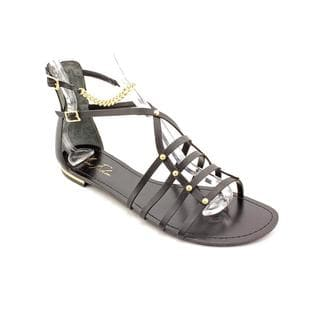 Marc Fisher Women's 'Ellie' Leather Sandals (Size 11 )