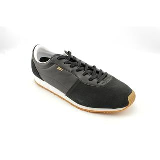 Pele Men's 'Runner 1283' Leather Athletic Shoe