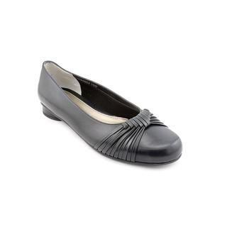 Ros Hommerson Women's 'Marlene' Leather Dress Shoes - Wide (Size 10 )