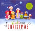 Kids Sing Christmas 3-Disc Collection: Split-Track Music for Children on 2 Cds / Plus Bonus Stories Cd Featuring t... (CD-Audio)