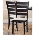 Abbyson Living 'Sorrento' Espresso Dining Chairs (Set of 2)