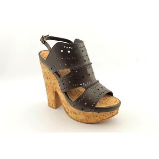 Two Lips Women's 'Swinger' Leather Sandals