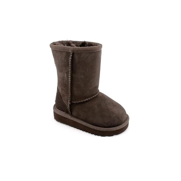 Ugg Australia Girl (Toddler) 'Classic' Regular Suede Boots