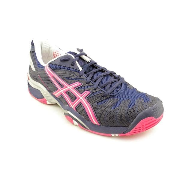 Asics Women's 'Gel-Resolution 4' Synthetic Athletic Shoe (Size 11 )