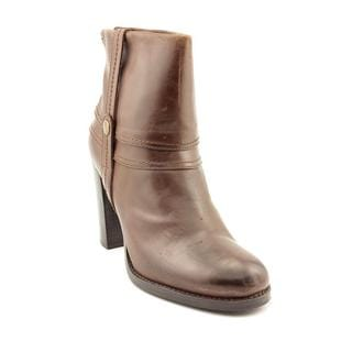 Adrienne Vittadini Women's 'Billy' Leather Boots (Size 10 )